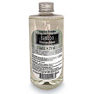 Capim Limão - Refil Difusor Bamboo 250ml