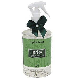 Capim Limão - Água Perfumada para Roupas Bamboo 500ml