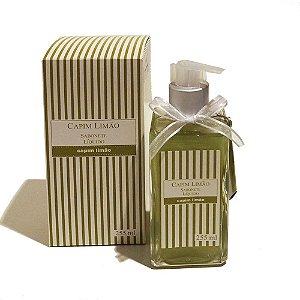 Capim Limão - Sabonete Líquido Capim Limão 255ml