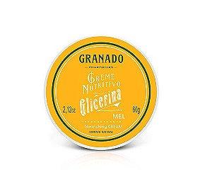 Granado Creme Nutritivo de Glicerina Mel 60g
