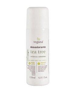 WNF Vegana Desodorante Corporal Tea Tree 120ml