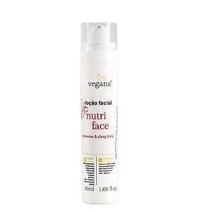 WNF Vegana Loção Facial Nutriface 50ml