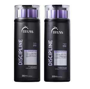 Truss Discipline Kit Shampoo e Condicionador