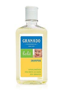 Granado Bebê Shampoo Tradicional 250ml