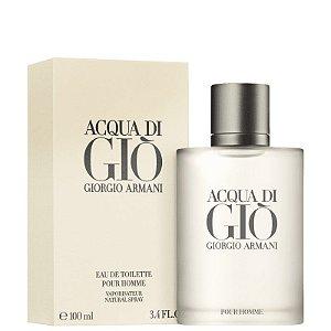 Perfume Acqua di Gio Giorgio Armani Eau de Toilette 100ml
