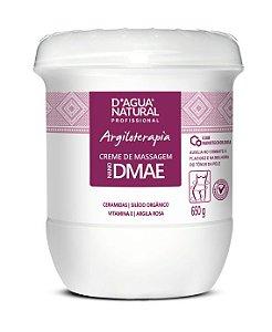 Dagua Natural Creme de Massagem Nano DMAE 650g