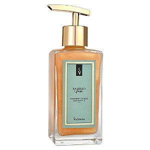 Via Aroma Sabonete Líquido Desodorante Bamboo Fresh 250ml