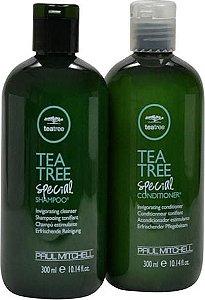 Paul Mitchell Tea Tree Special - Kit Shampoo e Condicionador