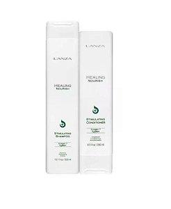 Lanza Healing Nourish - Kit Shampoo e Condicionador