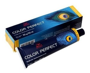 Wella Color Perfect Tinta 8/1 Louro Claro Acinzentado 60g