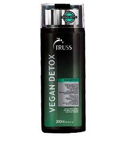 Truss Shampoo Vegan Detox 300ml