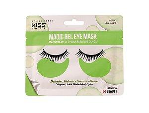 Kiss Máscara de Gel para Área dos Olhos Magic Gel Eye Mask