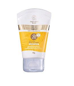 Australian Gold Protetor Solar Facial Antipoluição FPS30 50g