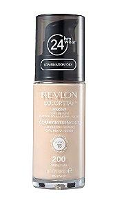 Revlon Colorstay Base Para Peles Mistas/Oleosas 200 Nude