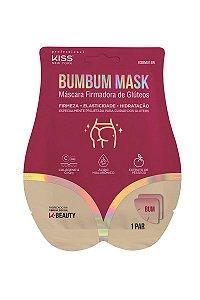 Kiss Bumbum Mask Máscara Firmadora de Glúteos 40g