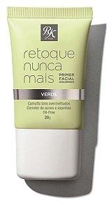 Primer Facial Verde Retoque Nunca Mais Rk by Kiss