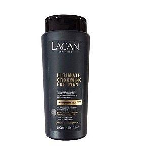 Lacan Ultimate Grooming For Men - Shampoo Fortalecedor 300ml