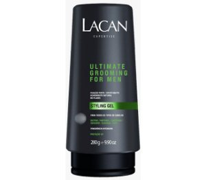 Lacan Ultimate Grooming For Men - Styling Gel 280g