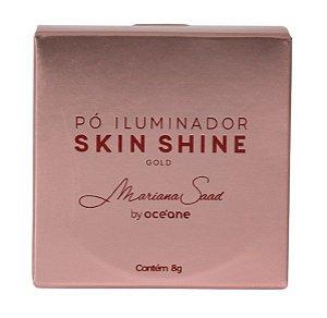 Oceane Skin Shine Mariana Saad - Pó Iluminador Gold