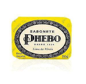 Phebo Sabonete Barra Lima da Pérsia 90g