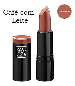 Kiss Batom Bala Café Com Leite