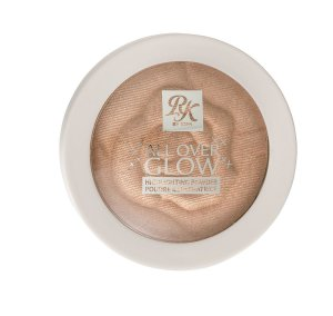 Pó Iluminador All Over Glow Rk by Kiss - Champagne Glow