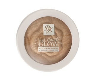 Pó Iluminador All Over Glow Rk by Kiss - Golden Glow