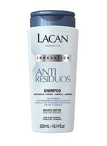 Lacan Anti Resíduos - Shampoo Efeito Detox 300ml