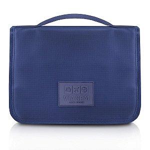 Jacki Design Necessaire Viagem com Gancho - Azul