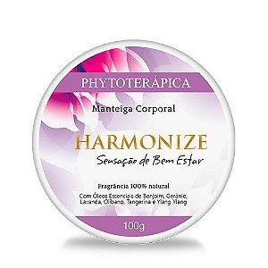 Phytoterápica Manteiga Desodorante Corporal Harmonize 100g