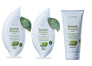Amend Botanic Beauty Hidratação - Kit Shampoo Condicionador e Leave-in