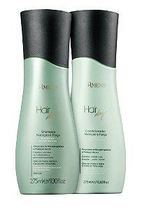 Amend Hair Dry Nutrição e Força - Kit Shampoo e Condicionador
