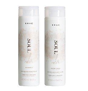 Braé Soul Color - Kit Shampoo e Condicionador