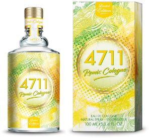Perfume 4711 Remix Lemon Eau de Cologne 100ml