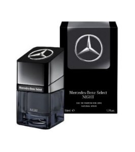 Perfume Mercedes Benz Select The Night 50ml