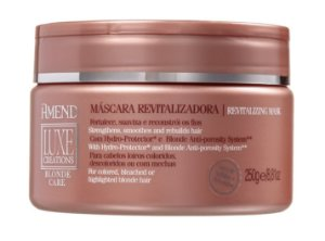 Amend Luxe Creations Blonde Care - Máscara 250g