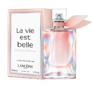 Perfume Lâncome La Vie Est Belle Soleil Cristal  Leau de Parfum 50ml