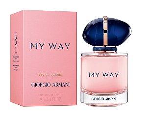 Perfume Giorgio Armani My Way Eau de Parfum 30ml