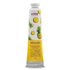 Kiss Creme de Mãos Abacaxi 30g