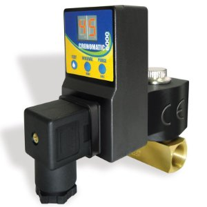 Purgador Eletrônico de Ar Comprimido CROMATIC 16 BAR 3/8 POL CR 6000