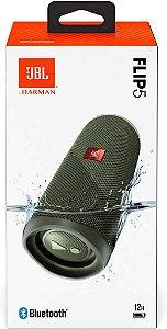 Caixa de Som JBL Flip 5 20W
