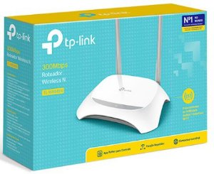 Roteador Tp-link Wireless N 300mbps Tl-wr849n Wifi
