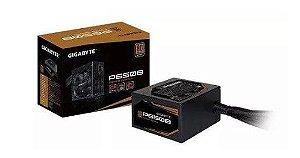 Fonte Gigabyte 650W GP-P650B Atx 80 Plus Bronze