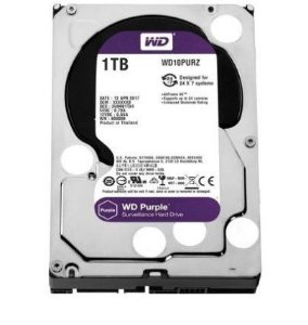 HD Wd Purple Surveillance 1Tb, 3.5, Sata