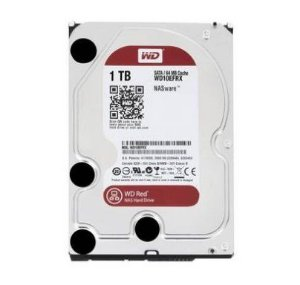 HD Wd Red Nas  1Tb  3.5  Sata