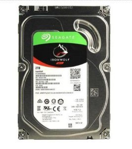 HD Seagate Ironwolf Nas 2Tb 3.5 NAS