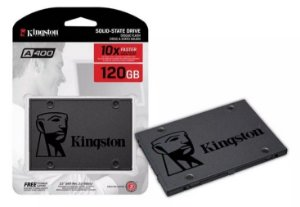SSD Kingston A400 2.5 120GB Sata III 320MB