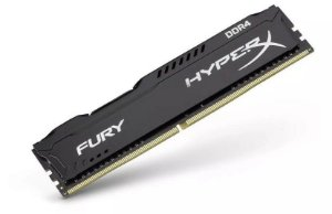 Memória Kingston 4GB DDR4 2400Mhz HyperX Fury