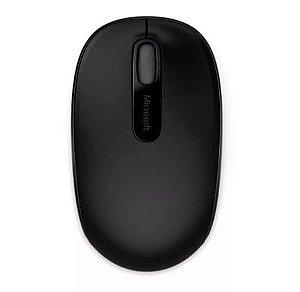 Mouse sem fio USB óptico Mobile 1850 Preto Microsoft