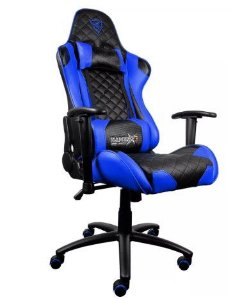 Cadeira Gamer Thunderx3 - Pro Tgc12 Azul